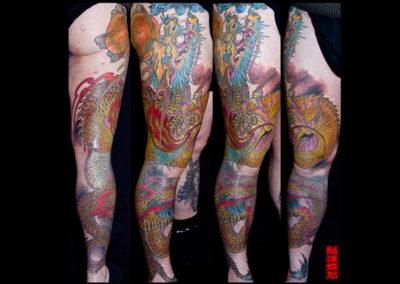 Tattoo Copenhagen Enter the Dragon Tattoo studio